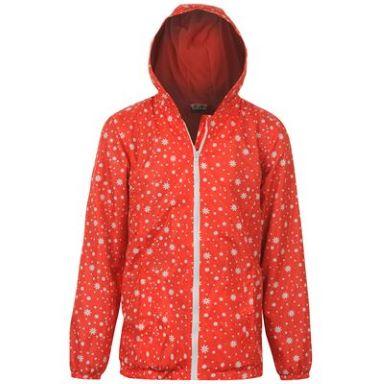 Campri Patterned Rain Jacket Girls - jacheta ploaie femei