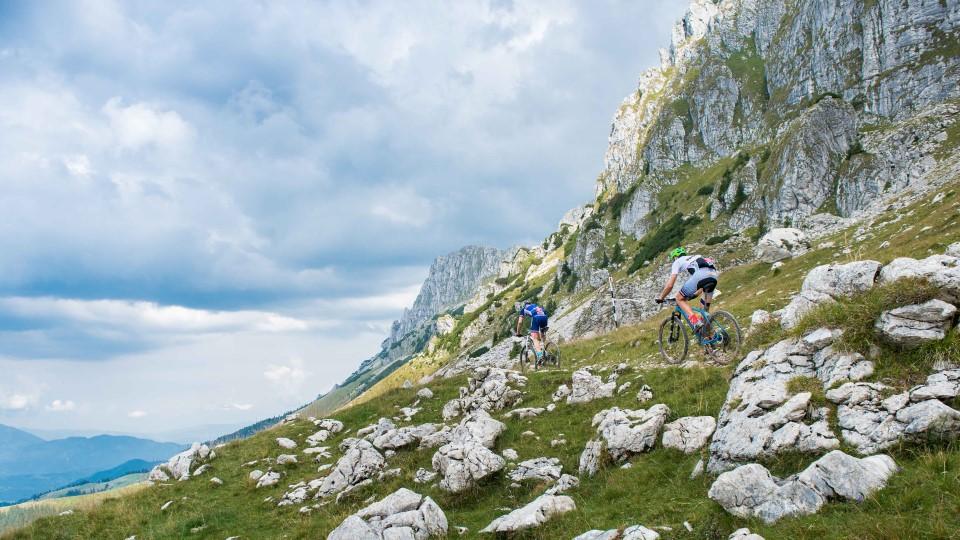 Carpathian MTB Epic 2018 - landscape