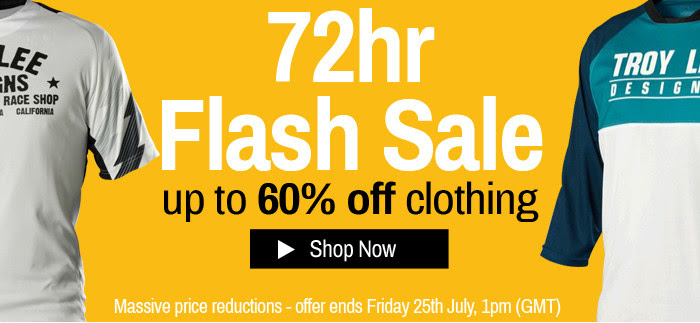 Chain Reaction Cycles clothing sales