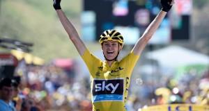 Turul Frantei 2015 - Chris Froome castiga etapa 10