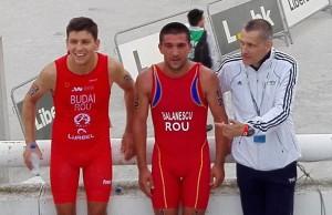 Ciprian Balanescu - Robert Budai - Romania Duatlon 2016