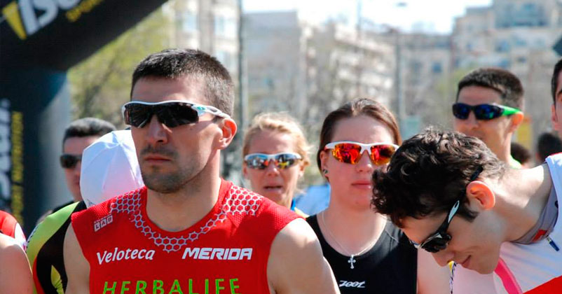 Ciprian Balanescu - campionat european duatlon