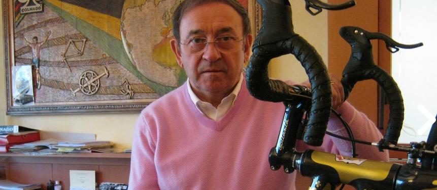 Ernesto Colnago, la 80 de ani