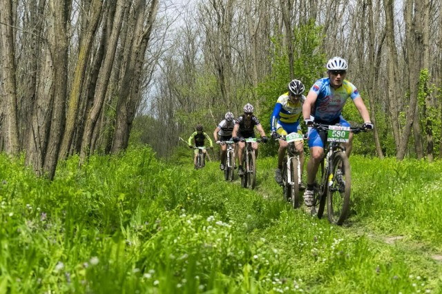 Concurs ciclism - Ziua B