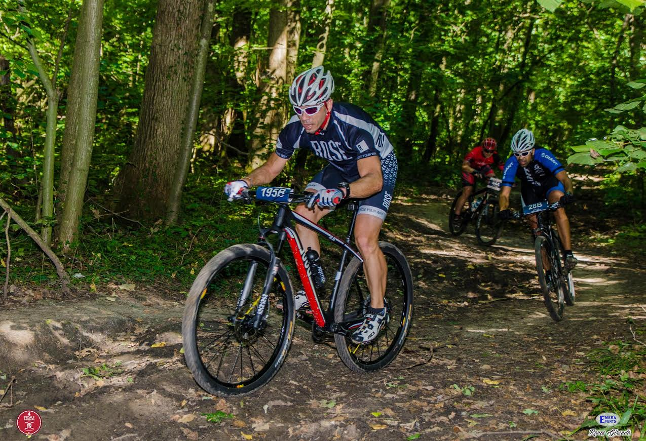 Concurs mountain bike Romania