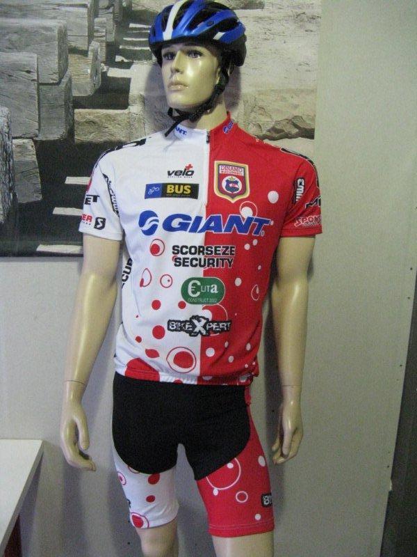 Costum de ciclism Dinamo