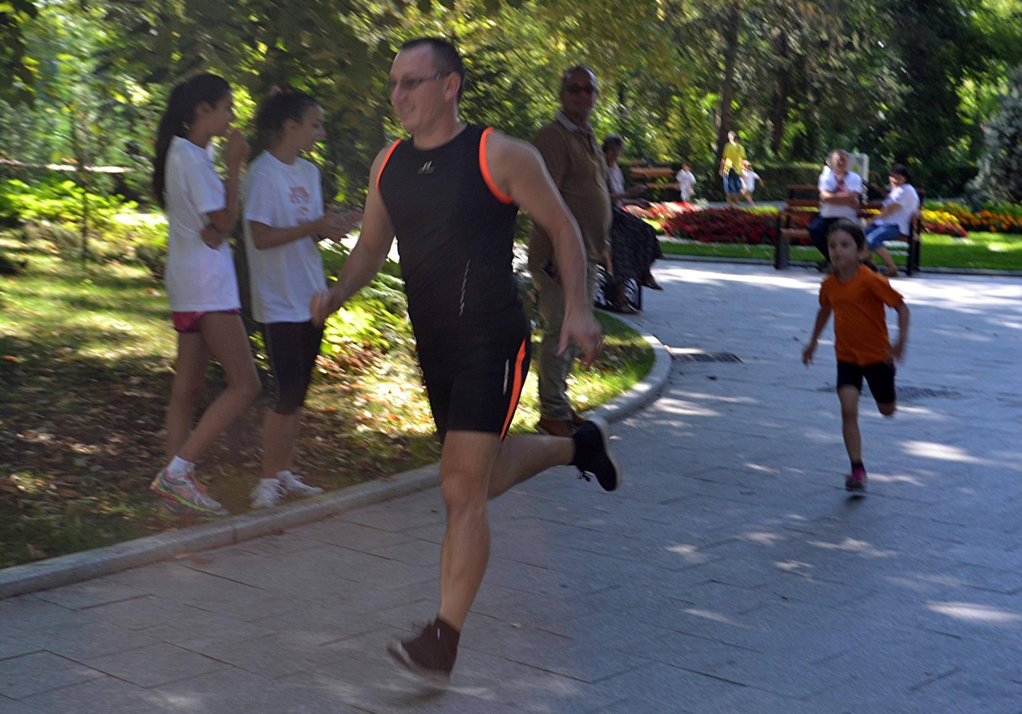 Cursa Natalia - Maratonul Olteniei 2016