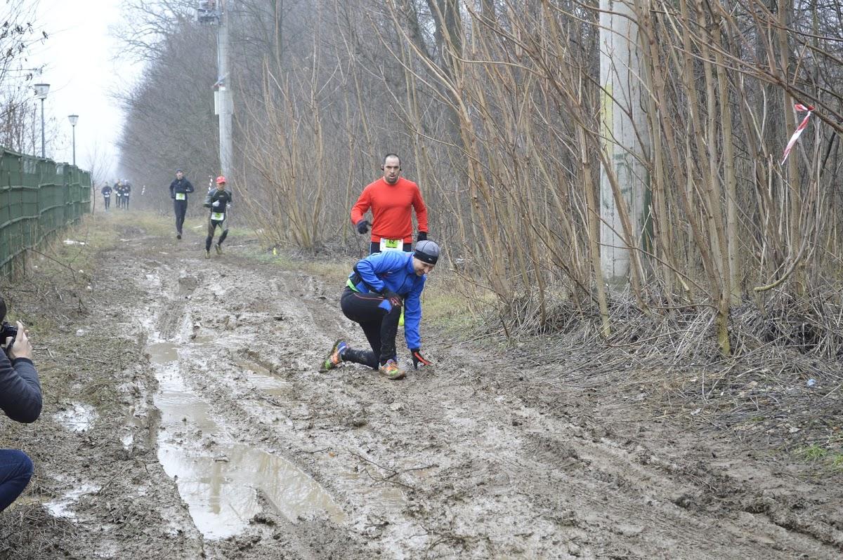 Emilian Nedelcu - alergare WinterTri Challenge 2014