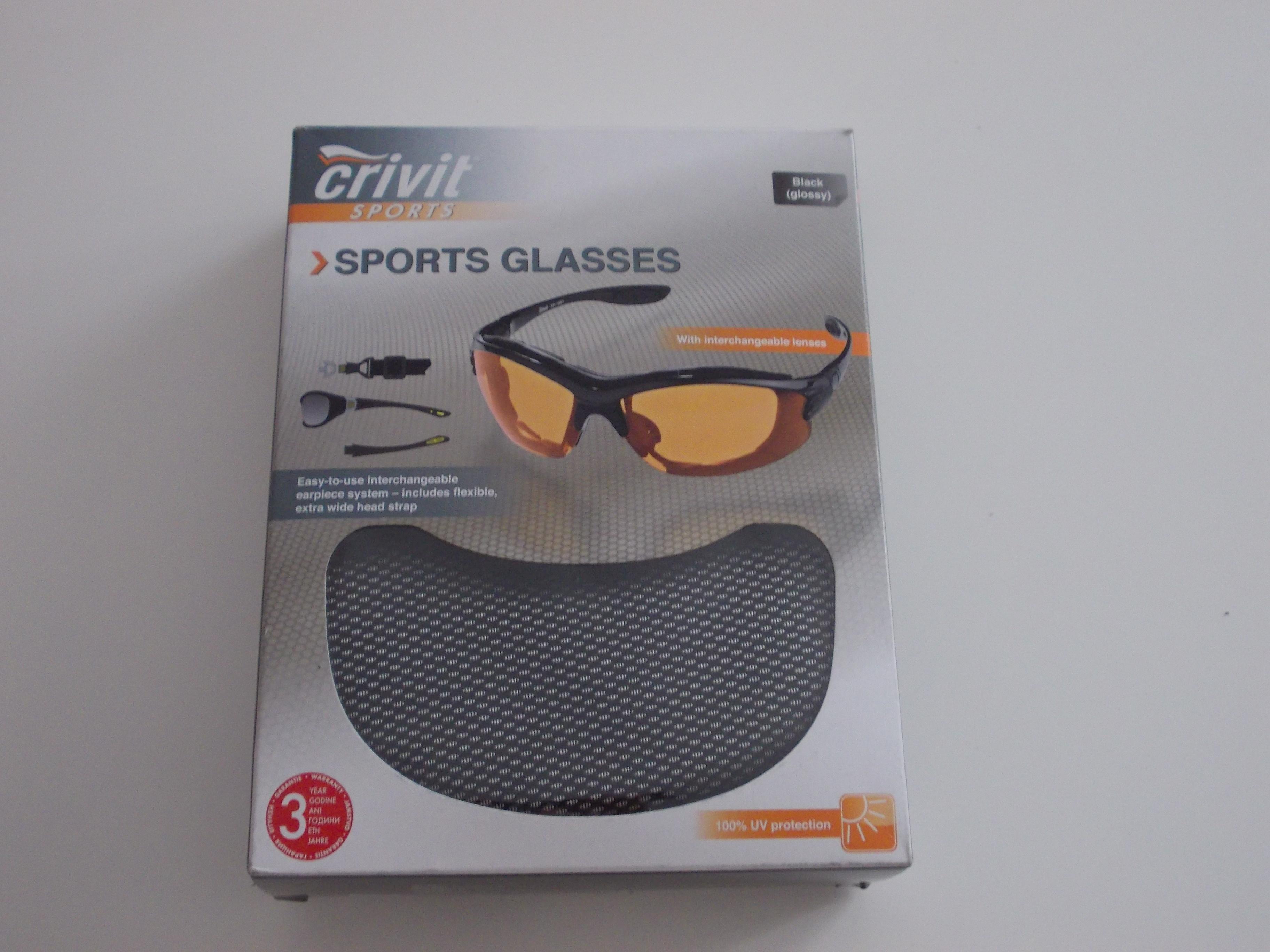 Ochelari ciclism LIDL