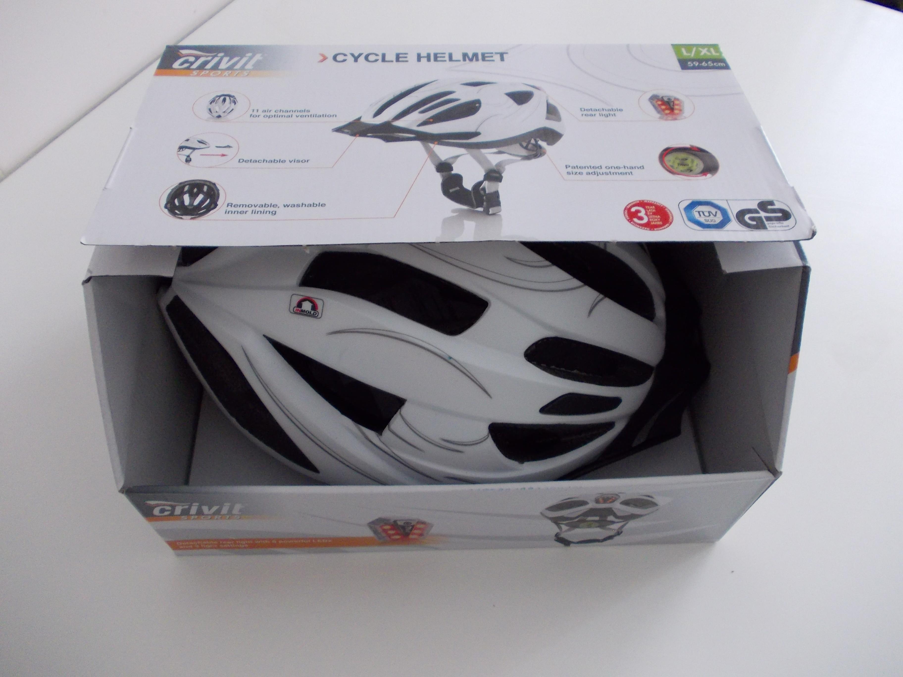 Casca ciclism LIDL - cutie