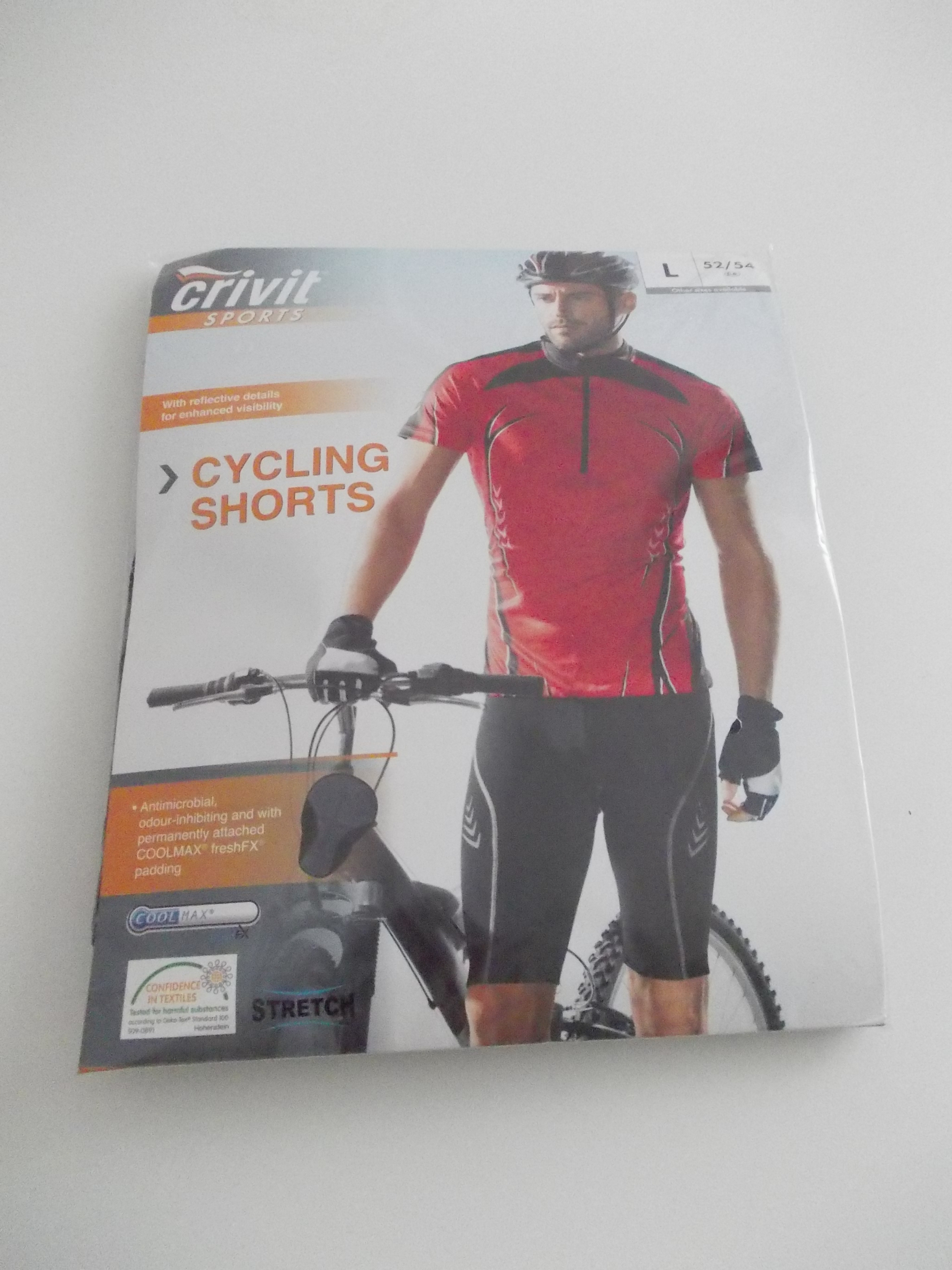 Pantaloni ciclism LIDL - pachet