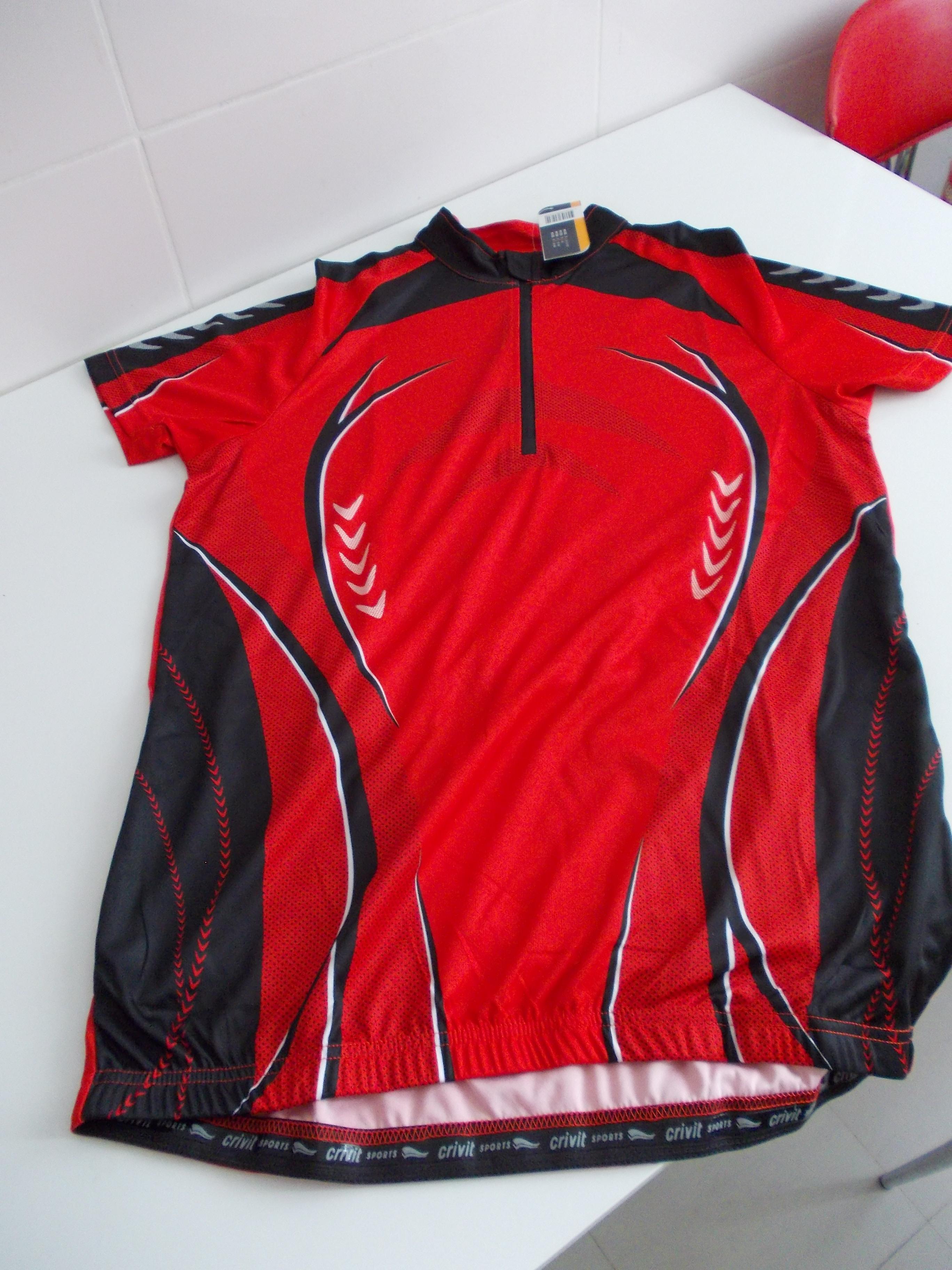 Tricou ciclism LIDL - fata