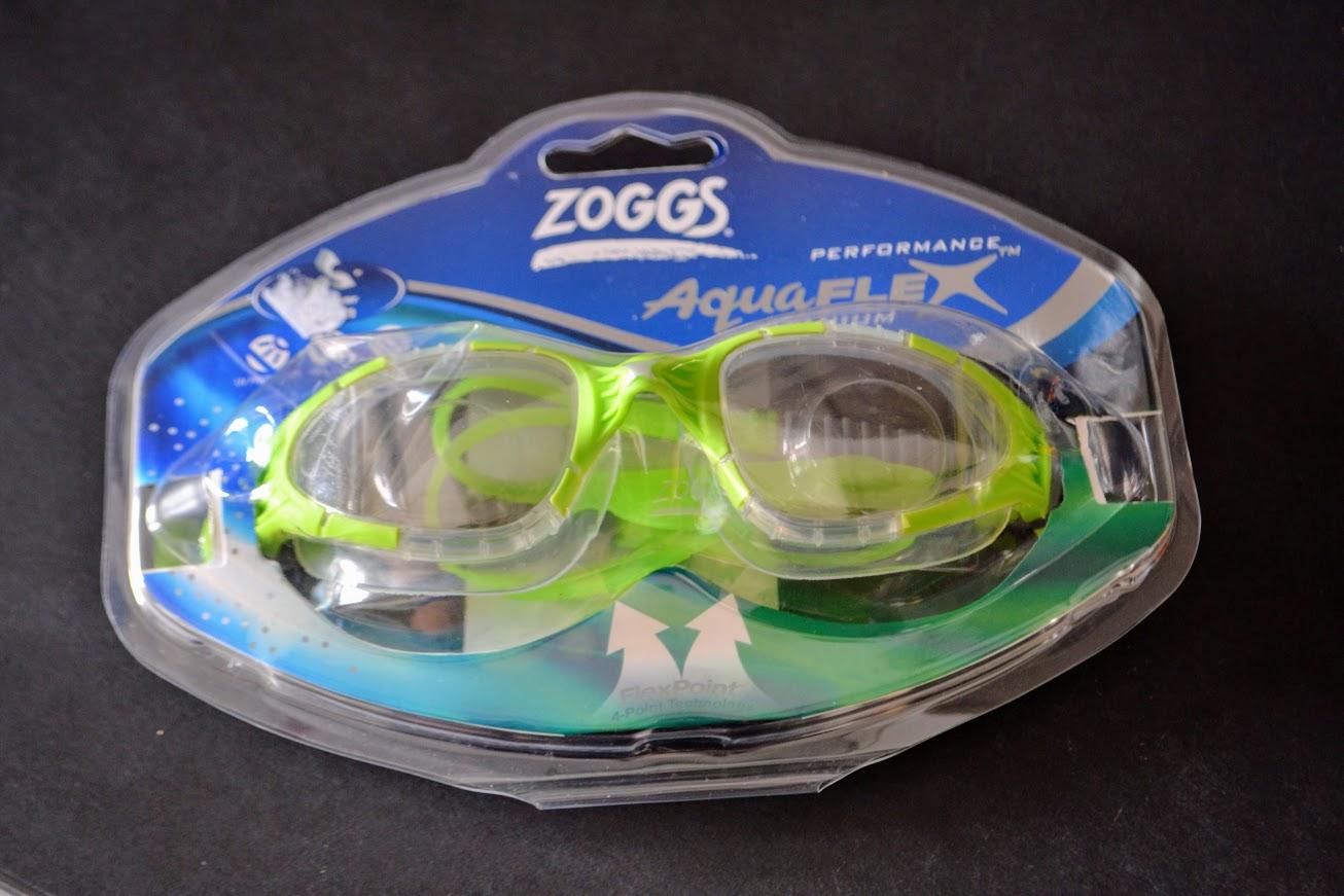 Zoggs Aqua Flex Titanium - cutie