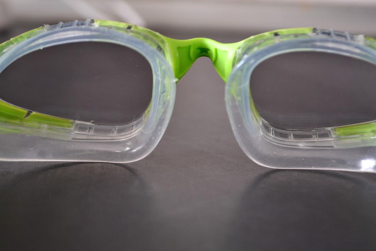 Ochelari inot - Zoggs Aqua Flex Titanium - close up