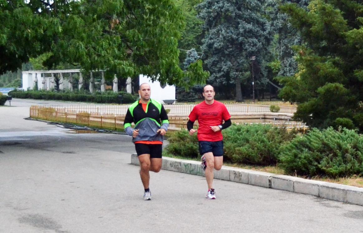 Inaki Berroeta - 6 km alergare