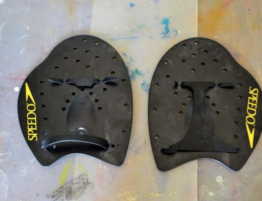 Palmare pentru înot Speedo - power paddles