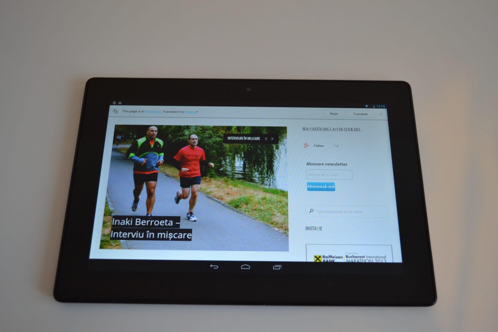 Vodafone Smart Tab III 10 - Biciclistul.ro