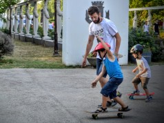 Lectie skateboard Vladut