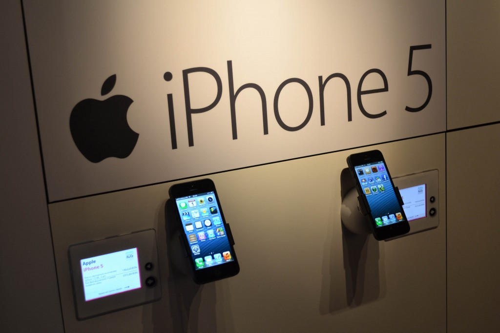 Lansare iPhone 5 Vodafone Romania