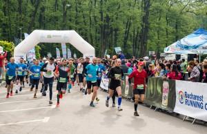 Baneasa Trail Run 2016 - start editia primavara