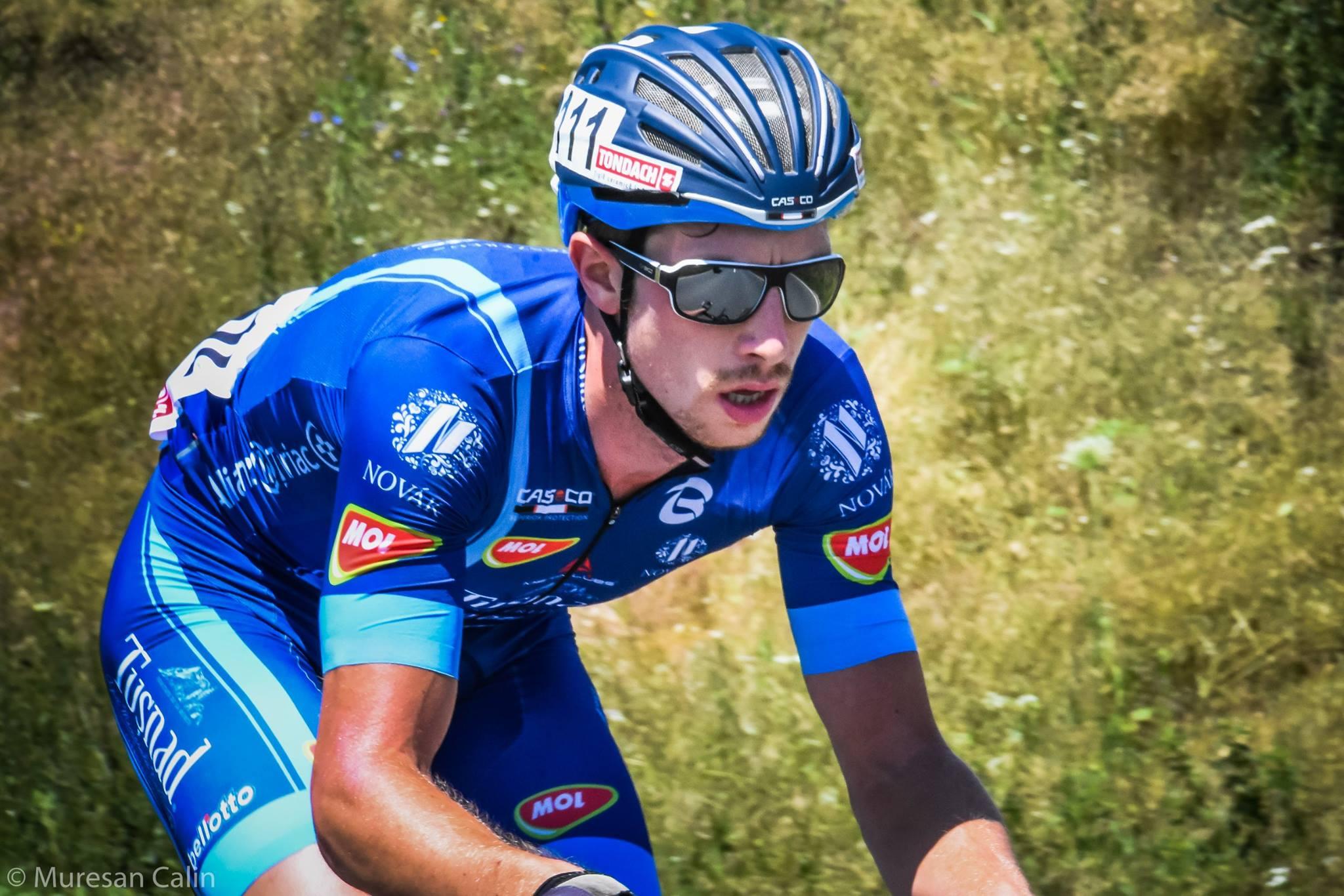Daniel Crista - etapa 4 - Turul Ciclist al Sibiului