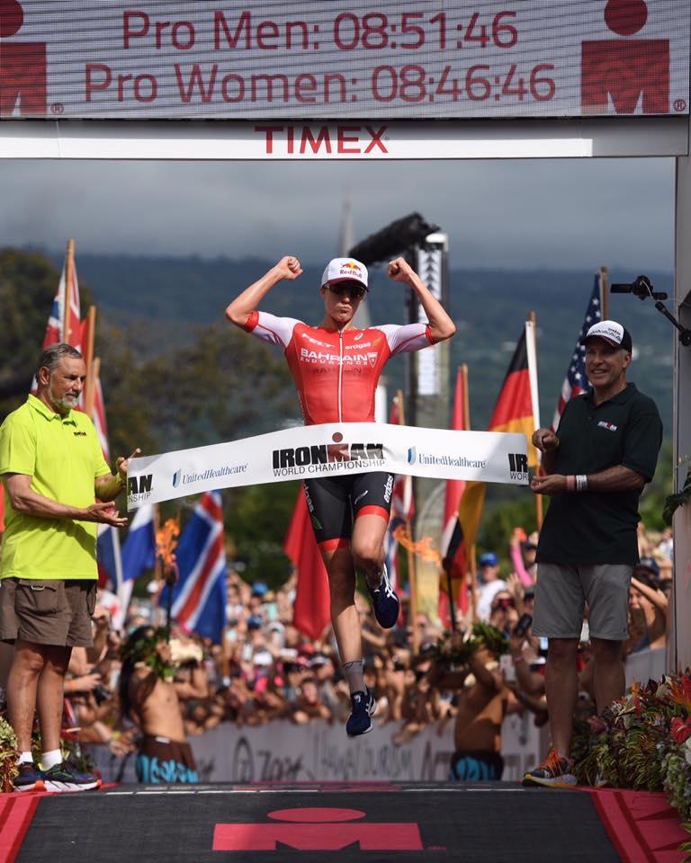 Daniela Ryf castiga finala mondiala Ironman 2016