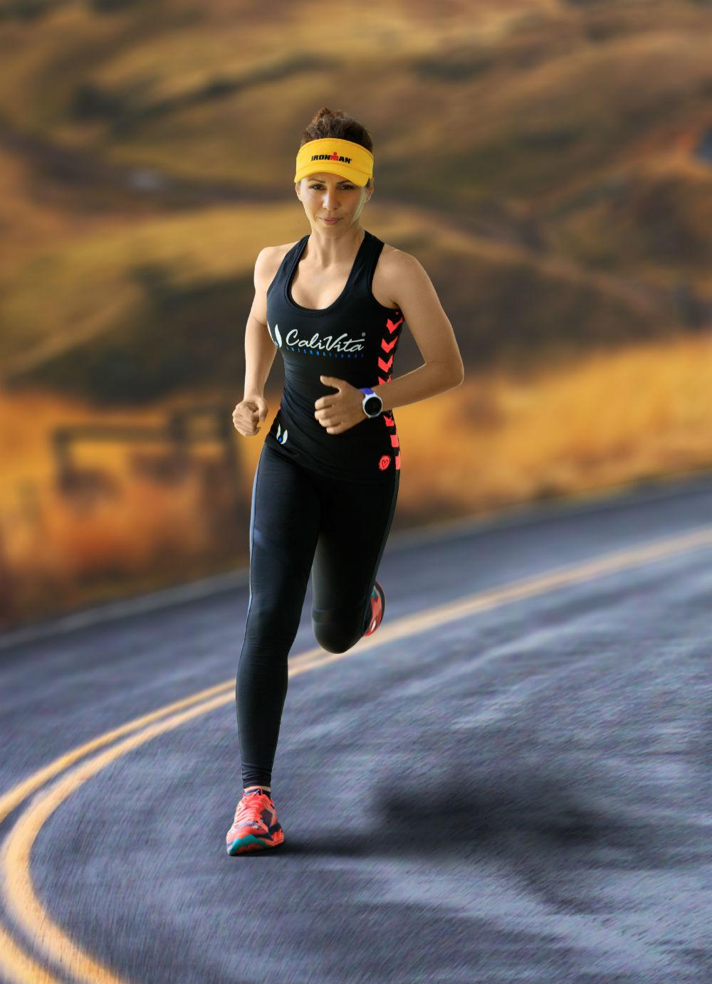 Daniela Torok - alergare sedinta foto