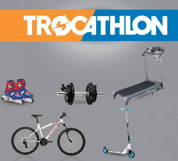 Decathlon deschide o nouă ediţie Trocathlon, târg de articole şi echipamente sportive second hand.