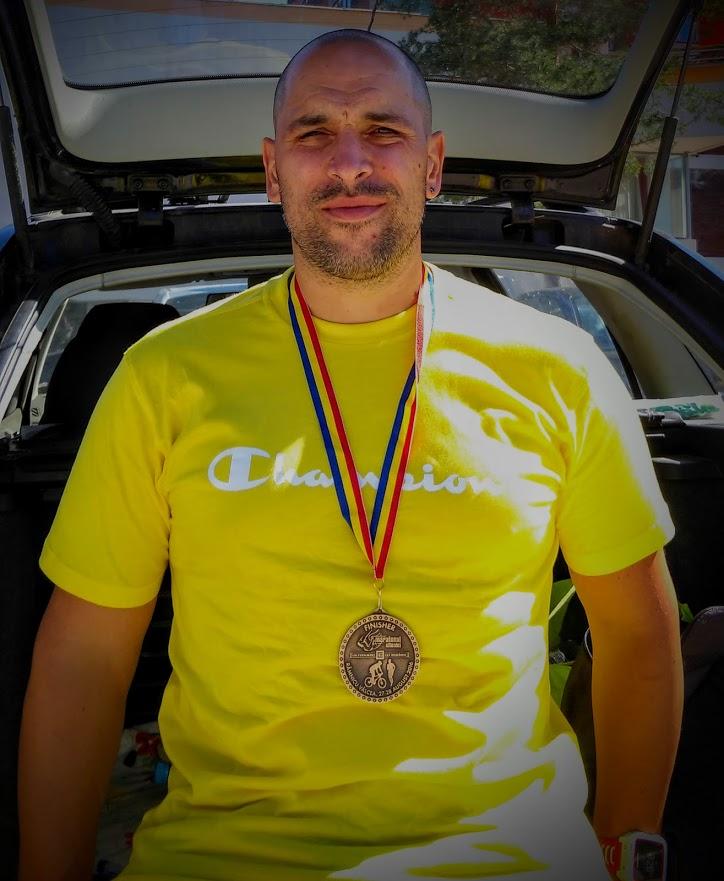 Dupa finish - Maratonul Olteniei 2016 - proba MTB