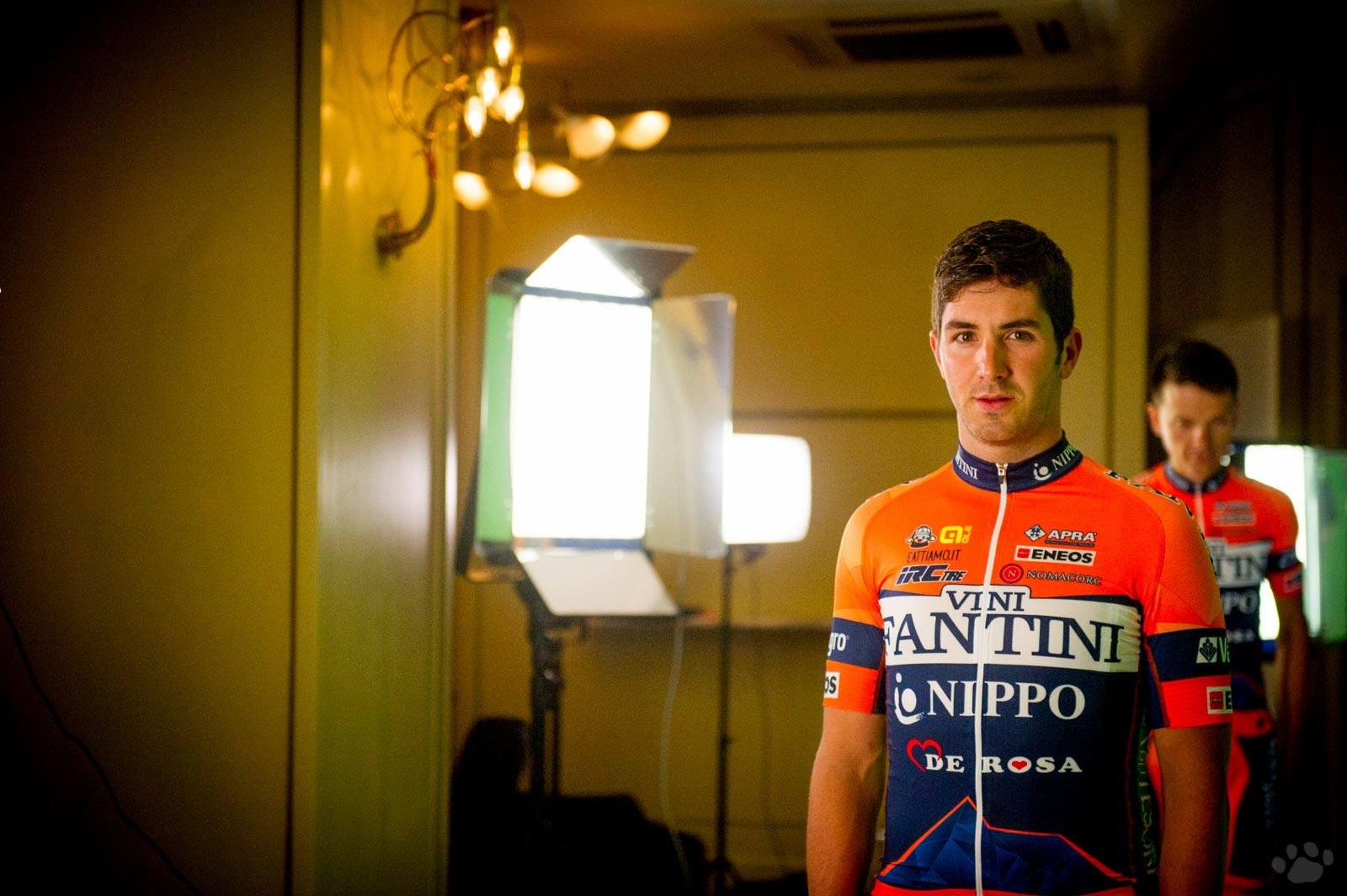 Eduard Grosu - sesiune foto Giro dItalia 2015