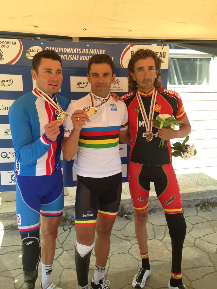Eduard Novak campion mondial 80 km