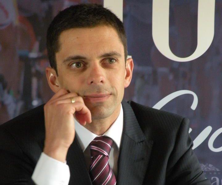 Eduard Novak, presedinte Federatie Ciclism
