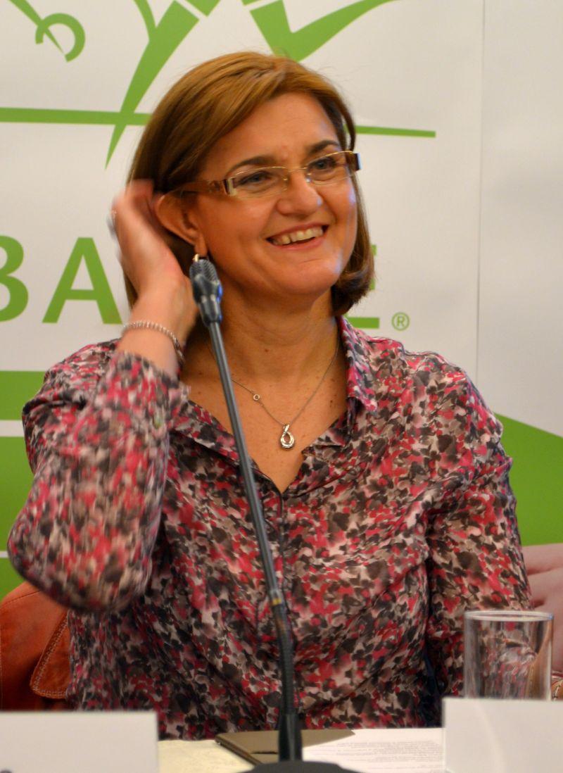 Elisabeta Lipa - conferinta Herbalife Triatlon Buftea 2014
