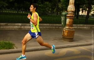 Emanuel Trandafir - Cinci intrebari pentru un alergator