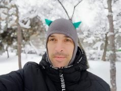 Emilian Nedelcu - Parcul Morarilor 2018 - iarna la sanius