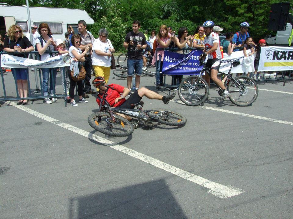 Emilian Nedelcu, Prima Evadare 2012 - Foto finish