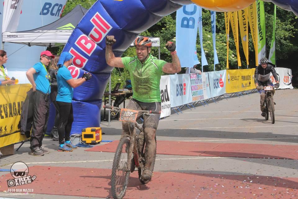 Emilian Nedelcu - finish Prima Evadare 2016