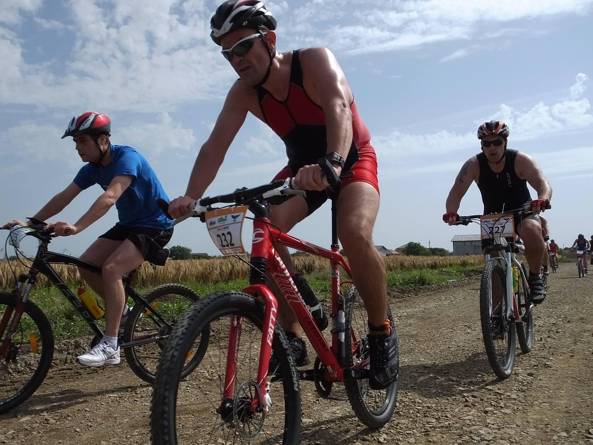 Fara Asfalt 2014 - proba de bicicleta Emilian Nedelcu