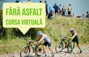 Fara Asfalt la mare - cursa virtuala
