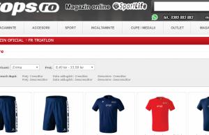 Federatia Romana de Triatlon - magazin online