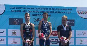 Felix Duchampt - locul 1 cupa africana Maroc 2019