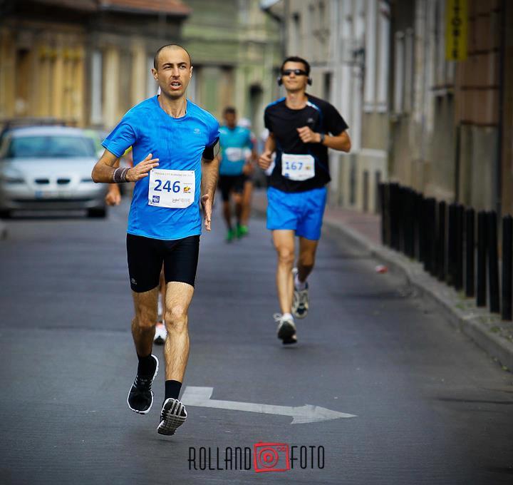 Florin Chindea - alergare concurs