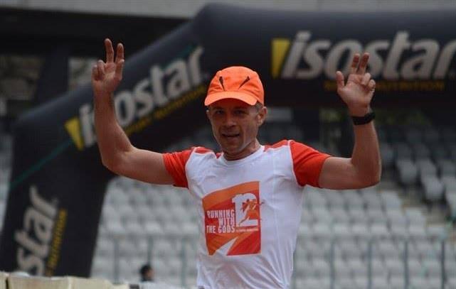 Florin Ionita - finish line