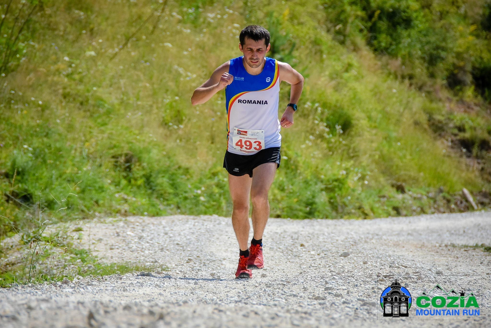Florin Simion - Cozia Mountain Run 2017