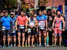 Concurs triatlon Buftea