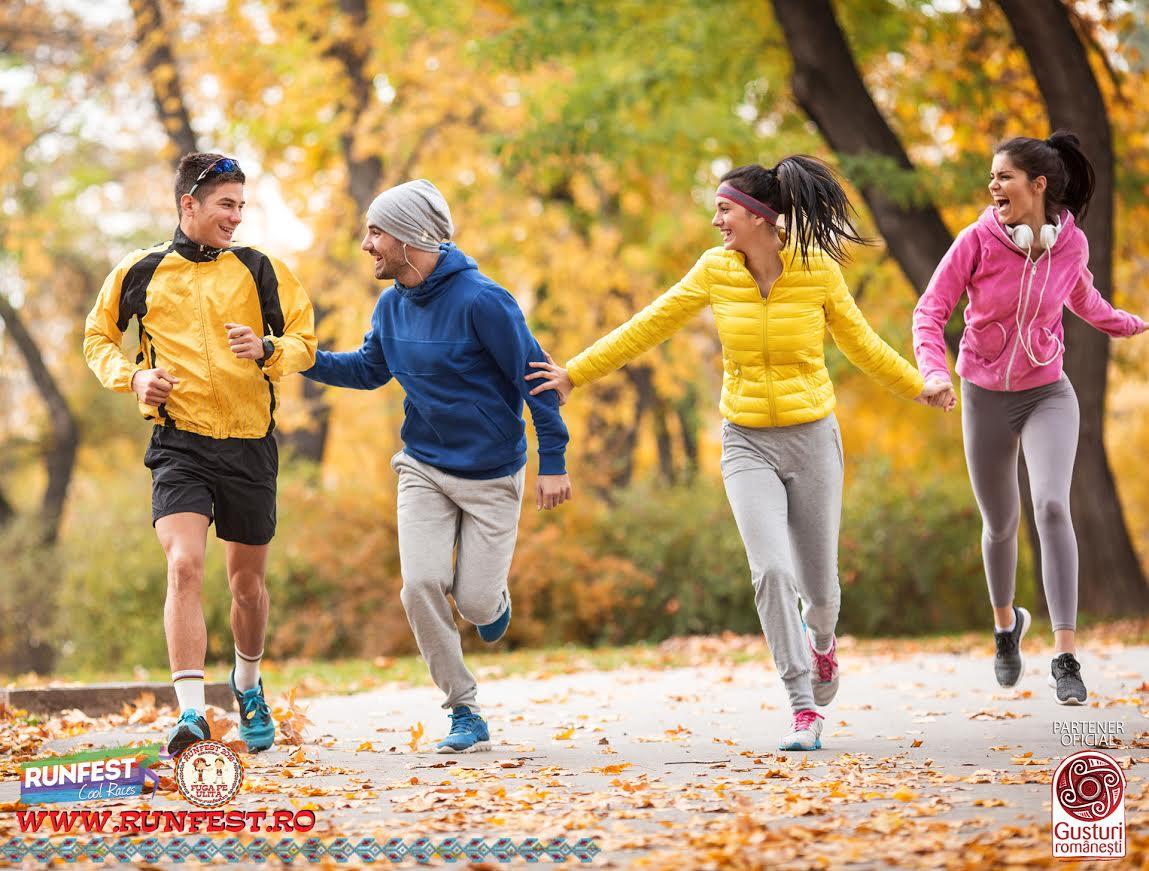 Fuga pe ulita - concurs alergare Herastrau