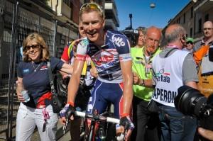 Giro d'Italia 2012 - Lars Bak