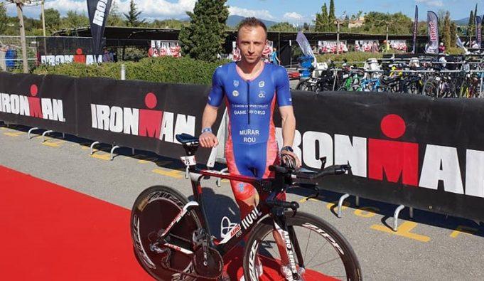 George Murar - Ironman 70.3 Grecia 2019