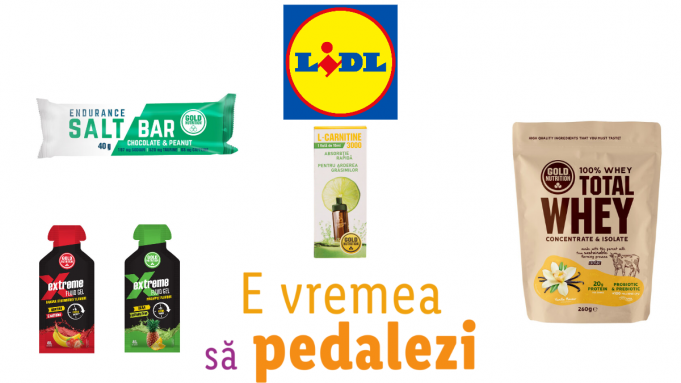 Gold Nutrition - Lidl Romania