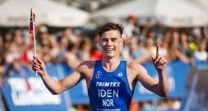 Gustav Iden - titlul Ironman 70.3 World Championship 2019